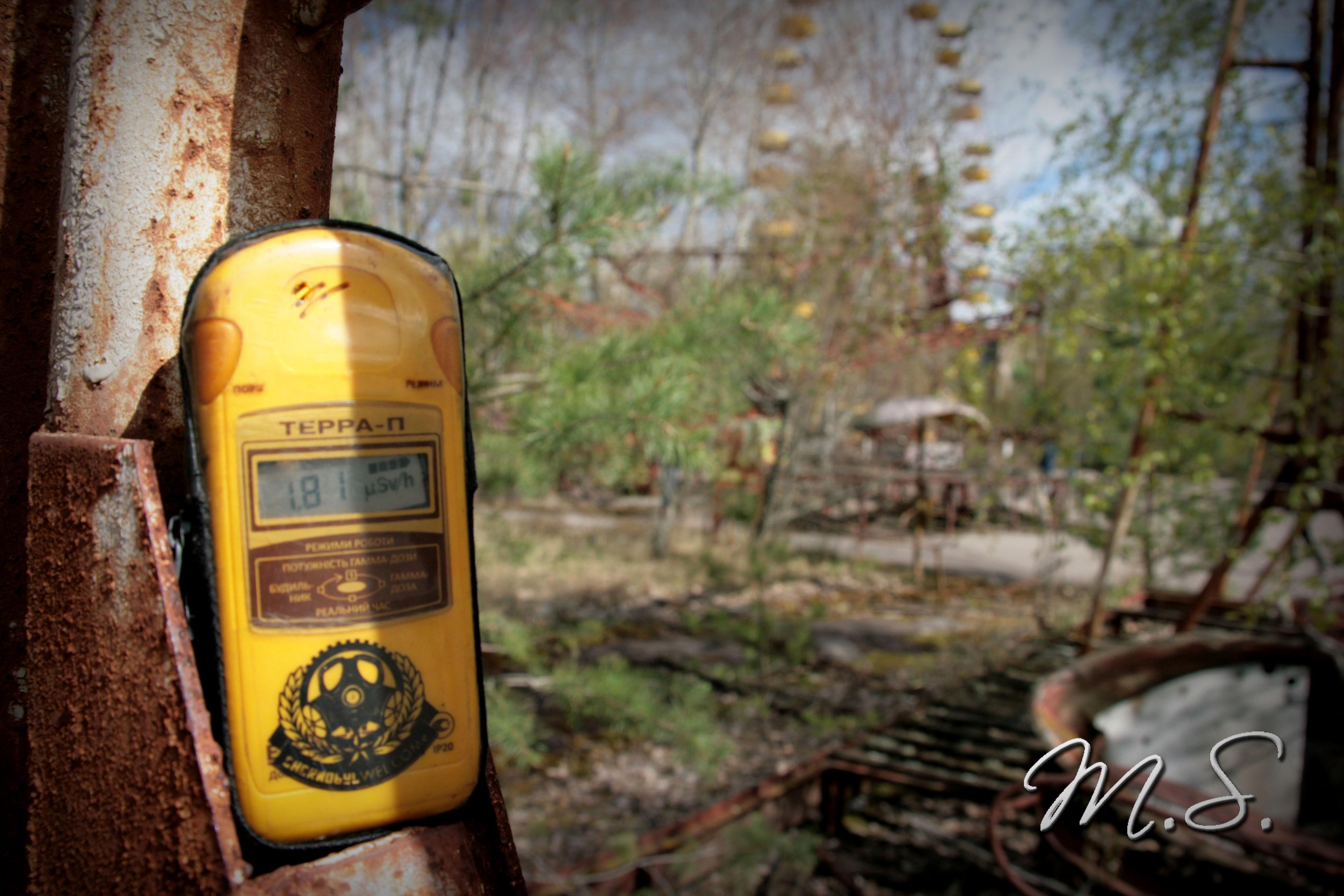 Artículo: ¿Qué se esconde tras Chernobyl?